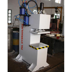 Hydro Pneumatic C Frame Press