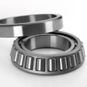 Silver Stainless Steel Taper Roller Bearing
