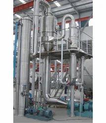 Pharmaceutical Industries Evaporator