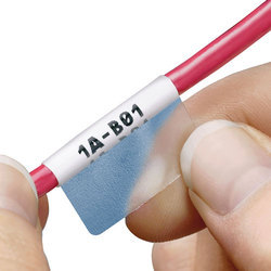 Self Laminating Cable Labels