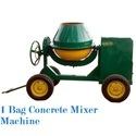 1 Bag Concrete Mixer Machine
