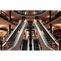Commercial Mall Escalator