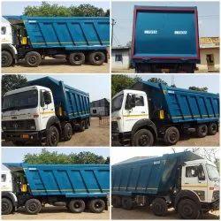 Tipper Trucks in Jamshedpur, टिपर ट्रक