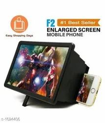 F2 Universal Mobile Stand 3D Screen Enlarger - Exclusive Plus