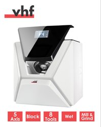 VHF Z4 Dental Milling Machine