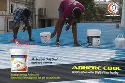 Adhere High Gloss Heat Reflective Paint, Packaging Type: Bucket, Packaging Size: 5 - 30 Kg