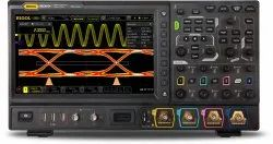 Digital Storage Oscilloscope with 500 Mpts Memory Depth --MSO8204