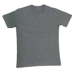 Cotton Casual Round Neck T-Shirt