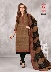 JK Golmaal Vol-3 Printed Cotton Dress Material Catalog Collection