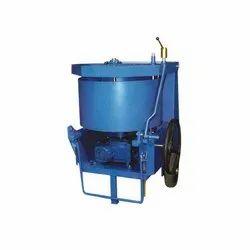 Blue Pan Mixer laboratory type, Capacity: 40 Ltr