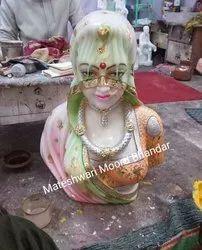 Marble Bani Thani Moorti