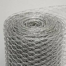 Silver Chicken Wire Mesh, For Agricultural