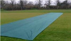 Synthetic Pitch Cover Sheet