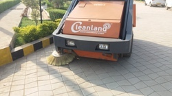 Sweeping Machine for Air Port