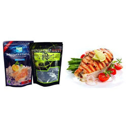 Sea Food Packaging Pouch