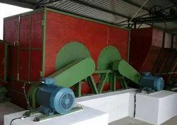 Mixed Coir Fibre Extraction Plant