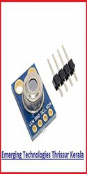 EMERGING 1pcs GY-906 MLX90614ESF MLX90614 Contactless Temperature Sensor Module For Arduino Compatib