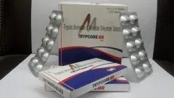 Trypsin Bromelain And Rutoside Tablets