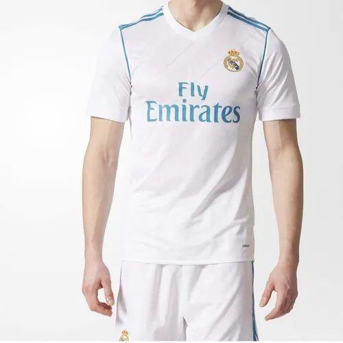 fc18065eb Navex Arsenal Jersey   Navex Real Madrid 2018-19 Full Sleeve Manufacturer  from Jalandhar