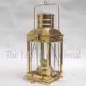 Decorative Brass Oil Lamp Nautical Lantern