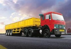 Tata LPS 4923 Truck Tractor, GCW - 49000 kg