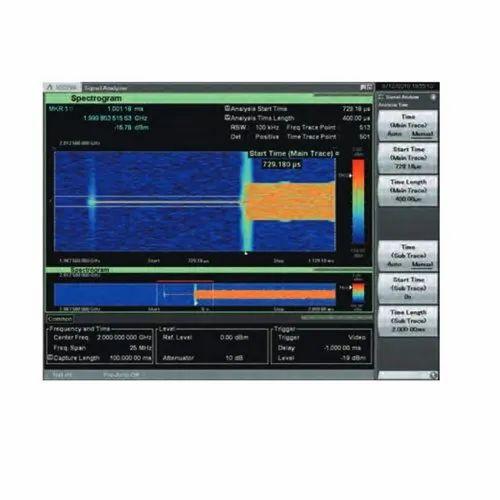 Anritsu MS2830A 110 VA min Single Spectrum Analyzer