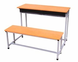 Classroom Student Bench