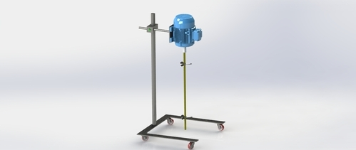Drum Stirrer - Electric Drum Stirrer Exporter from Mumbai