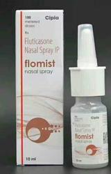 Flomist Nasal Spray, 100 Doses, 100 Metered Doses