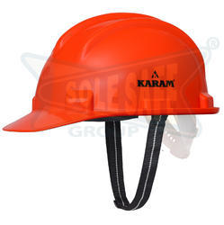 Karam Safety Helmet With Side Strap