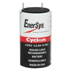2 Volt Battery Cell.