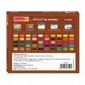 Camlin Kokuyo Artist Oil Pastels 50 Shades (Multicolor)
