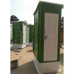 6.6 Feet FRP Toilet Cabin