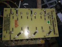 Step Up Three Phase 3 Ph 50 / 60 Hz Lighting Transformer