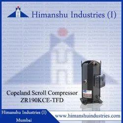 Copeland Scroll Compressor ZR190KCE-TFD