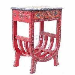 Kiyoshi Decorative Wooden Table