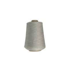 Grey Dyed Cotton Yarn, Usage: Textile Industry