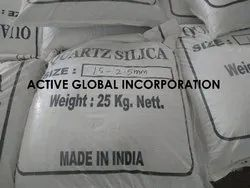 Active Quartz White Sand, Grade: Quartz Sand, Packaging Type: Hdpe Bags