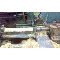 Wood Lathe Tracing System