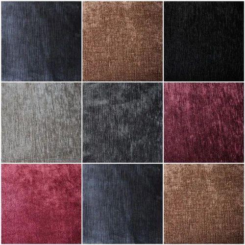 Plain Velvet Raising Sofa Fabric