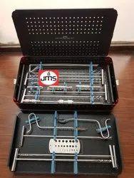 Kuntscher Cloverleaf Nail Orthopedic Instrument Set