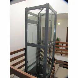 Interior MS Elevator Structure