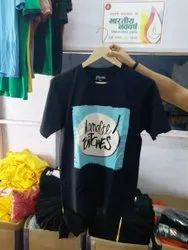 Printed Cotton 100 % Cotton T-Shirts