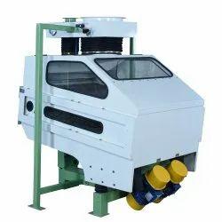 Vibro Paddy Destoner Machine