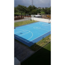 Sports Ground Coatings & Flooring Services
