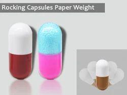 Capsule Paper Weight