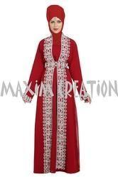 Moroccan Khaleeji Thobe For Ladies