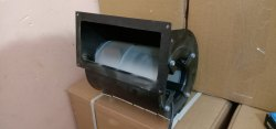 275 Watt Cast Iron Bio safety cabinet blower fans, 1500