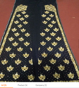 Moroccan Hand Beaded Takchita Fabric