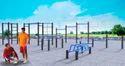 Fitness Equipment KAPS 3401